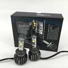 60W & 7200LM/Set V16 Turbo US Cree LED Headlight Kit, Bulb H7, Cool White 6000K