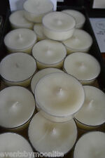 """FRENCH LAVENDER""""by MOONLITE -45HR TOTAL BURN QUALITY SOY TEA LIGHT CANDLES-BOX 3"""