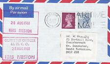 Elizabeth II (1952-Now) Used British Postal History