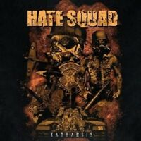 "HATE SQUAD ""KATHARSIS (LTD. DIGIPAK)"" CD NEU"