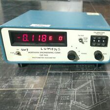 Hoffman Engineering Corporation TSP-90A Photometer Radiometer