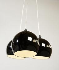 Design HÄNGELEUCHTE TRIAS schwarz / stilvoll und elegant / Blickfang für Ihr ...