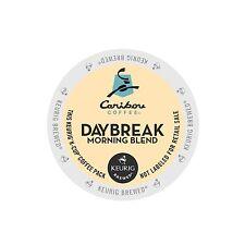 Caribou Coffee Daybreak Morning Blend Coffee Keurig K-Cups 24-Count