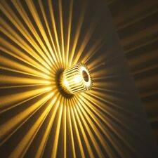 Wandleuchte Design Wohn Schlaf Zimmer Leuchte Diele Flur Büro Lampen Treppenhaus