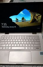 HP Spectre X360 13-4195nr i7-6500U 8GB 512GB SSD Win 10 Touch Ultrabook Laptop