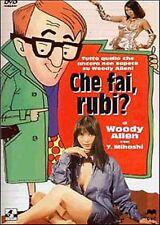 DvD CHE FAI RUBI?  *** Woody Allen ***  .,...NUOVO