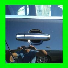 JAGUAR CHROME DOOR HANDLE TRIM MOLDING 4PC W/5YR WRNTY+FREE INTERIOR PC 2