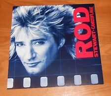 Rod Stewart Camouflage Poster Flat Square Promo 12x12