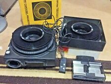 Kodak Carousel Projector 750H