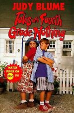 Fudge Ser.: Tales of a Fourth Grade Nothing by Judy Blume (1976, Paperback)