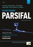 Poul Elming, Falk Struckmann Richard Wagner: Parsifal, Bare Nuevo DVD