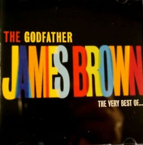 The Godfather - James Brown, The Very Best Of  -  CD, VG