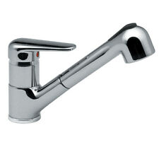 Vado Chelsea Mono Sink Mixer & Pull Out Hand Spray Chrome CHE-152-C/P