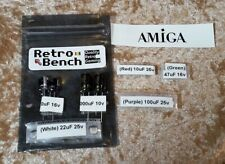 AMIGA 600 A600 COMMODORE Re-capping Capacitor Kit - HIGH Quality PANASONIC CAPS!