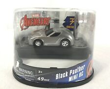 Marvel Avengers Remote Control Mini R/C Black Panther Car 7 Functions 49MHZ New
