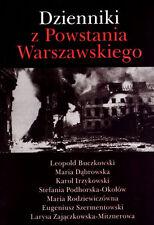Dzienniki z Powstania Warszawskiego  NEW