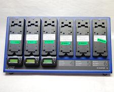 ACT iCharge i60 6 Battery Charger iGuage - New, never used! radio for Motorola