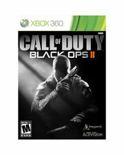 Call of Duty: Black Ops 2 XBOX 360 Shooter (Video Game)