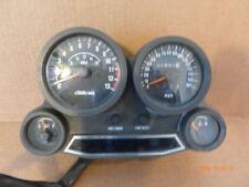 1985 Kawasaki GPZ900 speedometer tachometer gauges
