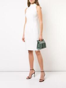 Black Halo Micah Mock-Neck Dress MSRP $345 Size 6 # 1B 558 NEW