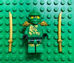 Lego Ninjago Dragon Suit Lloyd DX Minifigure 2014 Target Exclusive Cube 5004076