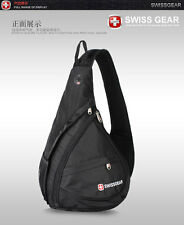 SwissGear cross body Sling bag Shoulder backpack cycling Chest hiking Sports bag