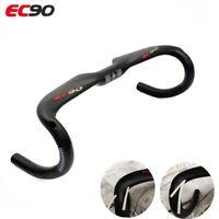 EC90 Carbon Kohlefaser Fahrrad Rennrad Lenker UD Matt 40cm-44cm 250g