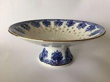 Lomonosov Russian Porcelain Bridesmaids Footed Bowl/Compote - Mint