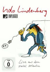 Udo Lindenberg - MTV Unplugged / Live aus dem Hotel Atlantic [2 DVDs]