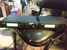 X2 SHURE ULXS4 Microphone Reciever