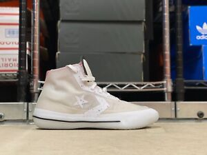 Converse All Star Pro BB Hi Mens Basketball Shoes Pale Putty 168790C NEW Multi
