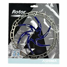 ASHIMA AiRoToR Ventilation System Disc Rotor,203mm ,136g , Blue