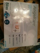 Angelcare AC1320 Monitor bebé Video Digital Y Sonido (enchufe de Reino Unido)