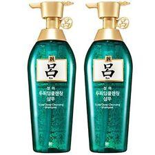 2pcs Ryo Korea Cheong ah mo Scalp Deep Shampoo for Oily Hair with Dandruff 400ml