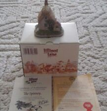 Lilliput Lane - The Spinney - 1993-1994 - Original Box With Coa