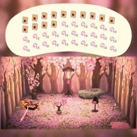 Kirschblüten Bastelanleitungen + Kirschblüten | Animal Crossing New Horizons