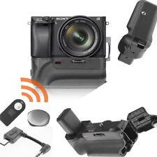 Battery Hand Grip for Sony A6000 Digital Camera with IR Remote / NP-FW50 BG-3DIR