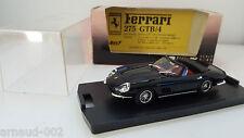 Best Model - 9005 - Ferrari 275 GTB/4 Scaglietti Spyder Ruote a raggi noire 1/43