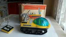 1970's Russian USSR Remote Controlled Toy Space Moon Truck Interkosmos Lunokhod