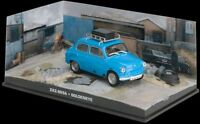 JAMES BOND COLLECTION  - ZAZ-965A CAR - GOLDENEYE   - DIARAMA DISPLAY - 1:43