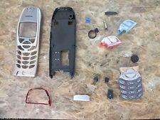 Original Nokia 6310 6310i Reparatur SET Champagne Handyschale Cover Lautsprecher