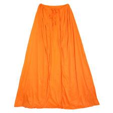 "20"" Child Orange Cape ~ HALLOWEEN SUPERHERO, RENAISSANCE, COSPLAY KID COSTUME"