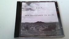 """R.E.M. """"NEW ADVENTURES IN HI-FI"""" CD 14 TRACKS PRECINTADO SEALED"""
