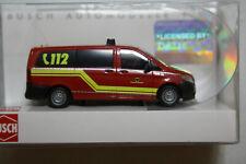 """Busch MB Vito """"FW Dortmund"""", MTF Nr. 51146-02"""