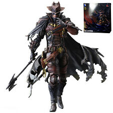 DC COMICS VARIANT PLAY ARTS KAI RED BATMAN TIMELESS WILD WEST ACTION FIGURES TOY
