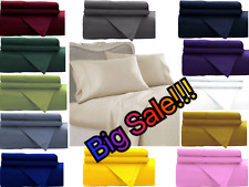 Empire Home Essentials Flat Sheet All Colors! All Sizes! End of Year Sale!
