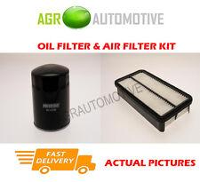Diesel Service Kit Öl Luftfilter für Toyota Corolla 2.0 90 BHP 2000-02
