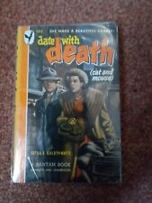 Date With Death. Rare Vintage Crime Paperback
