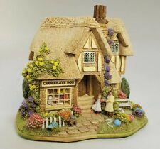 Lilliput Lane - The Chocolate Box - Symbol of Membership 2003 L2585 No Box/Deeds