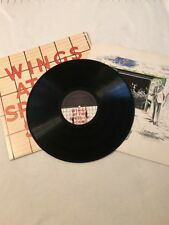 Paul McCartney Wings At The Speed Of Sound Vinyl LP UK 1st 1976-6U/-5U VG/EX+